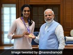 "PV Sindhu, Deepika Padukone ""Excellently Convey"" #BharatKiLaxmi, Says PM Modi"