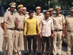 भोजपुरी फिल्म में एक्टिंग की तैयारी कर रहा ठग और उसका साथी गिरफ्तार