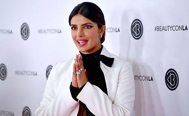 Pakistan calls on UNICEF to drop actress Priyanka Chopra as an ambassador