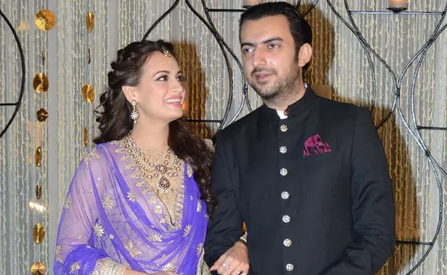 Dia Mirza and husband part ways after 11 years of togetherness