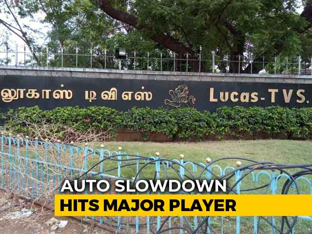 Video : Auto Component Makers Declare Non-Working Days Amid Slowdown