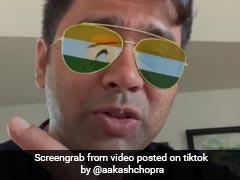 TikTok Top 10: पूर्व क्रिकेटर आकाश चोपड़ा ने टिकटॉक पर ऐसे मनाया Independence Day