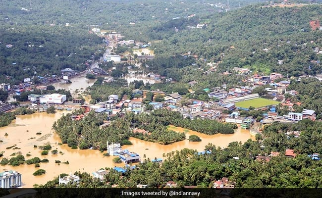 95 Dead, Lakhs Moved To Relief Camps In Flood-Hit Kerala