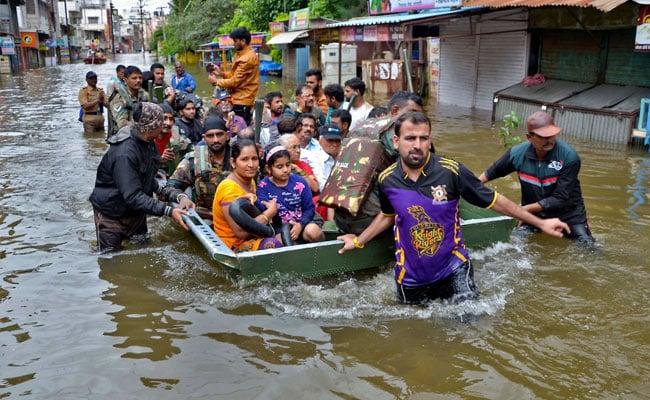 Karnataka, Kerala, Maharashtra Flood Highlights: BS Yediyurappa Asks Centre To Immediately Release Rs 1,000 Crore