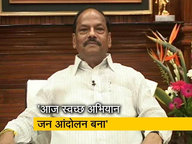 Video : 'बनेगा स्वस्थ इंडिया' अभियान के लिए झारखंड के सीएम ने NDTV को दी बधाई