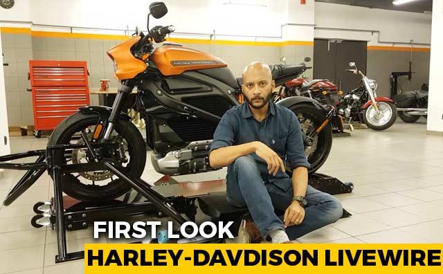 Video : Harley-Davidson LiveWire First Look