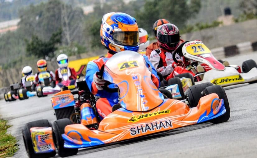 Shahan Ali Mohsin won the final races for Round 3 and 4, having qualified on pole for both rounds