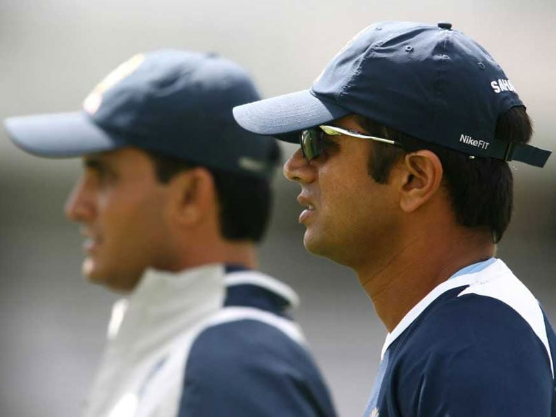 BCCIs Conflict Of Interest Notice To Rahul Dravid Upsets Sourav Ganguly