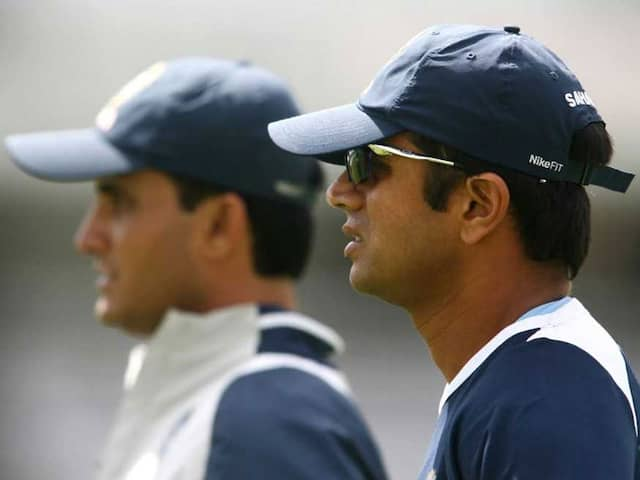 """God Help Indian Cricket"": BCCIs Notice To Rahul Dravid Upsets Sourav Ganguly"
