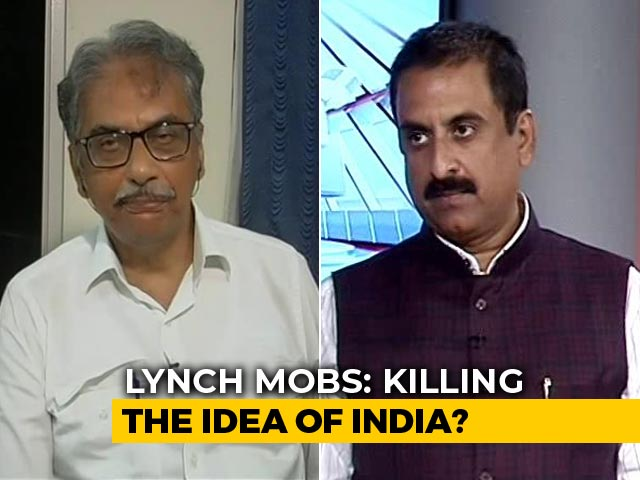Video : Outrage Over Speaking Up On Lynchings