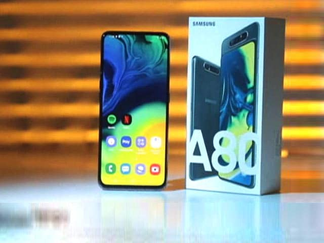 Video : Does Samsung Bring Its A-Game To The Galaxy A80?