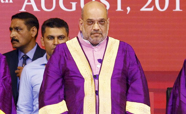 PM Modi Made Kashmir Inseparable Part Of India 'In One Go': Amit Shah
