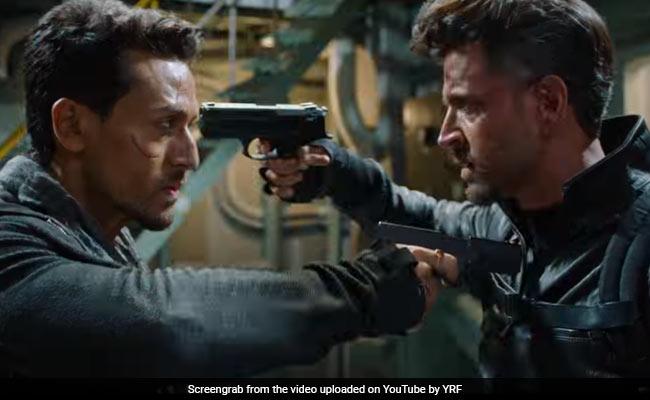 War Trailer: Hrithik Roshan Vs Tiger Shroff In Mega Face-Off. Time To Pick A Side
