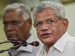 Vice-Chancellor Should Resign, Says Sitaram Yechury After JNU Attack