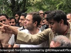 Live Updates: Rahul Gandhi Distributes Relief Materials In Kerala's Wayanad