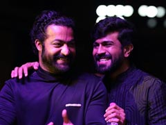 Friendship Day 2019: Jr NTR's Tweet For <I>RRR</I> Co-Star Ram Charan Is A Bro-Hug