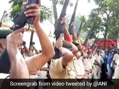 All 22 Rifles Fail To Fire At Former Bihar Chief Minister's State Funeral