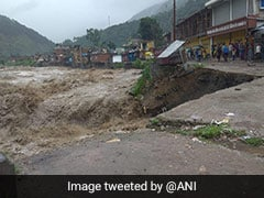 Rain Fury In North India; 24 Dead In Himachal, Delhi On Alert: 10 Points