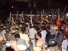 Dalit Leader, 90 Others Arrested After Clashes In South Delhi Over Temple