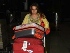 सारा अली खान ने एयरपोर्ट पर कर डाला ऐसा काम, खुद ऋषि कपूर ने भी कर दिया ट्वीट