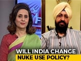 Video : India's Veiled Warning: Change In Nuke Use Policy?