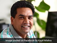 Know Your Delhi Candidate: Kapil Mishra