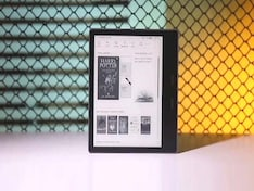 Amazon Is Back With A New Kindle