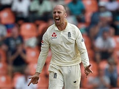 """Nothing to lose"" For England's Jack Leach After Ashes Call-Up"