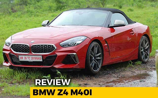 BMW Z4 M40i Review
