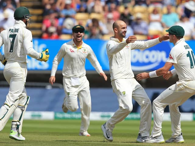 Steve Smith, Nathan Lyon Star As Australia Win First Ashes Test By 251 Runs
