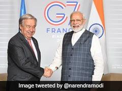 कश्मीर मामले पर आया संयुक्त राष्ट्र प्रमुख का बयान, कहा- समस्या के समाधान के लिए भारत-पाकिस्तान के बीच बातचीत जरूरी