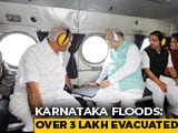 Video : Amit Shah Surveys Flood-Hit Karnataka, Opposition Flags Other Concerns