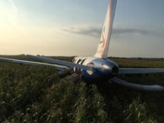 Russian Plane Hits Birds Minute After Takeoff, Hero Pilot Pulls A 'Sully'