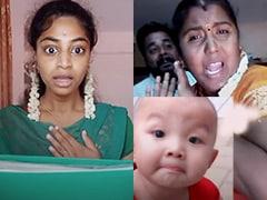 TikTok Top 10: அய்யோ அம்மா அது வெயிட் பார்க்கிற மிஷின் இல்ல... இண்டெக்ஷன் அடுப்பு