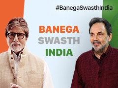 Highlights: Banega Swasth India Campaign Launched By Amitabh Bachchan