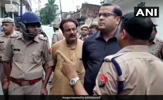 UP Journalist, Brother Shot Dead In Fight Between 2 Families: Police
