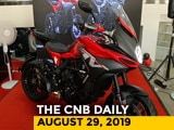 Video : MV Agusta Turismo Veloce 800, VW Vento, Polo Facelift, Tata Harrier Sunroof