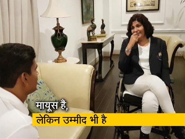 Videos : और भी हैं 'खेल रत्न' की चुनौतियां : दीपा मलिक