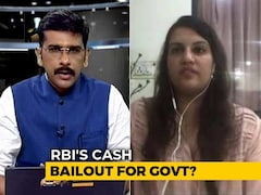 Video: In Cash Bonanza For Centre, RBI Approves Transfer Of Rs 1.76 Lakh Crore