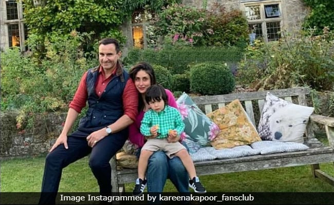 Chef Saif Ali Khan Made Eid-Special Biryani For Karisma Kapoor (See Pics Inside)
