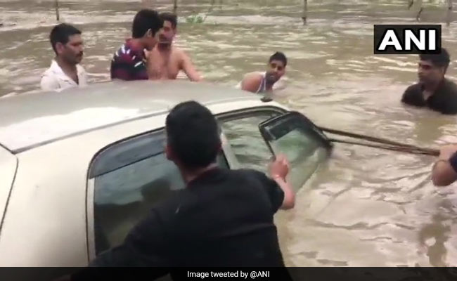 Himachal Pradesh Receives Highest-Ever Rainfall In 24 Hours