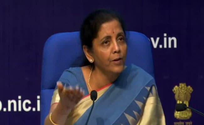 CSR Violation No Longer Criminal Offence, Says Nirmala Sitharaman