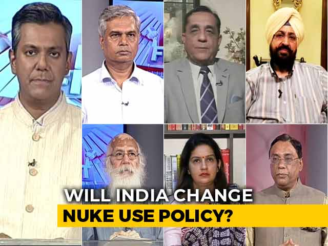 Video : 'Tough Decision' on J&K: Change In Nuclear No-First Use Doctrine Next?