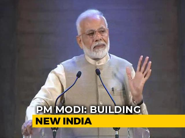 "Video : ""Corruption, Dynasty, Looting Reined In Like Never Before"": PM In France"