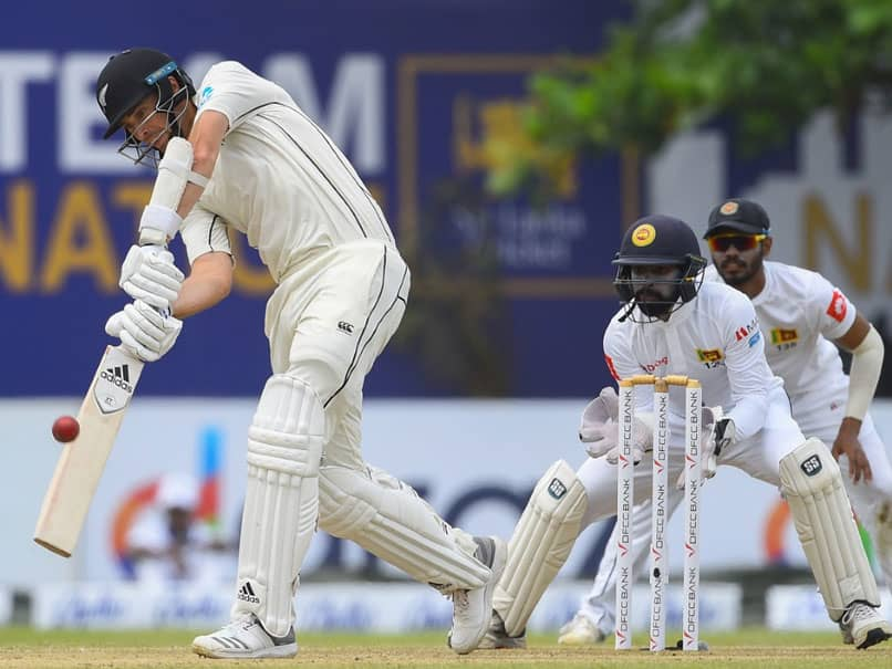 Tim Southee Equals Sachin Tendulkars Tally Of Sixes In Test Cricket