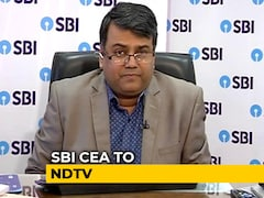 Video: RBI Transfer Of Rs 1.76 Lakh Crore Positive For Economy: SBI