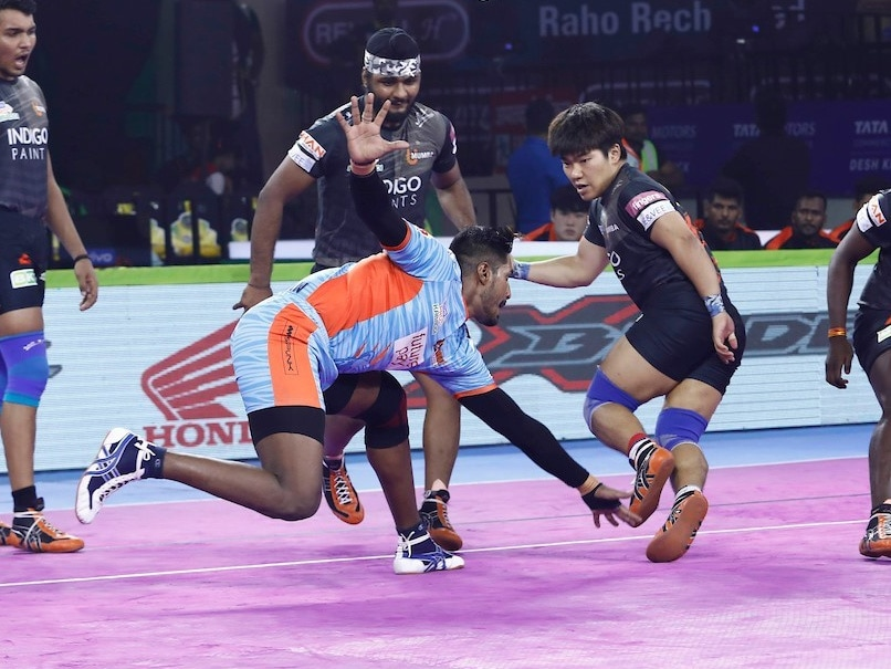 PKL 7: Bengal Warriors Beat U Mumba, Patna Pirates Thump UP Yoddha