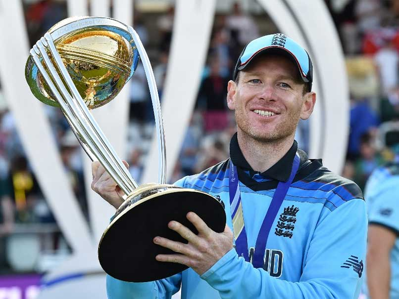 Eoin Morgan says About His International Captaincy Future