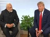 """G7 Summit: """"প্রধানমন্ত্রী মোদি সত্যিই মনে করেন এটা তাঁর নিয়ন্ত্রণে"""": কাশ্মীর নিয়ে বললেন ট্রাম্প"""
