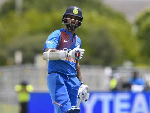 Shikhar Dhawan To Play For India A, Vijay Shankar Ruled Out Due To Injury